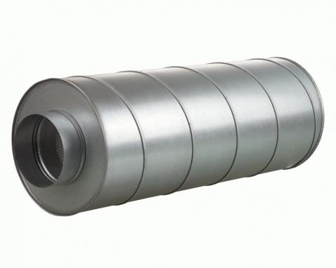 Как подобрать шумоглушитель для вентиляции