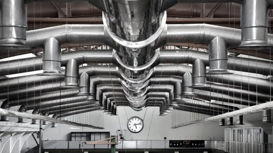 Основные этапы проектирования вентиляции