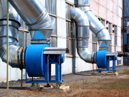 Вентиляция промышленная (технологическая)